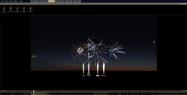 Εξοπλισμός Fireworks 2