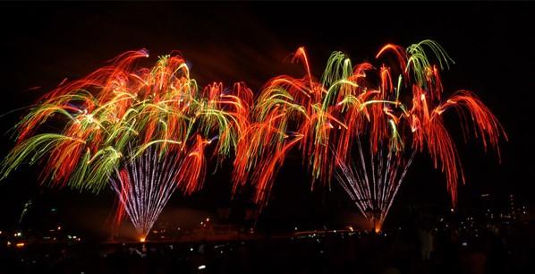 Εξοπλισμός Fireworks