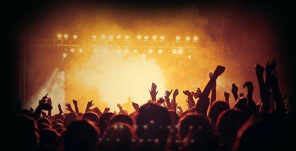 Ειδικά εφέ σε συναυλίες
